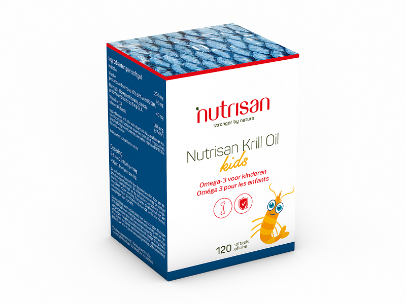Nutrisan Krill Oil Kids
