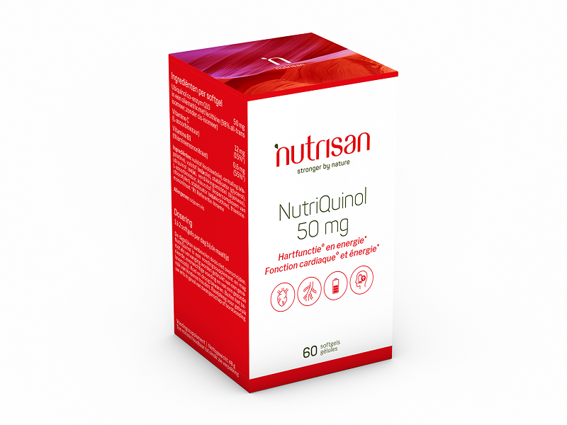 NutriQuinol 50 mg