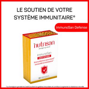 Renforcez votre système immunitaire de manière optimale