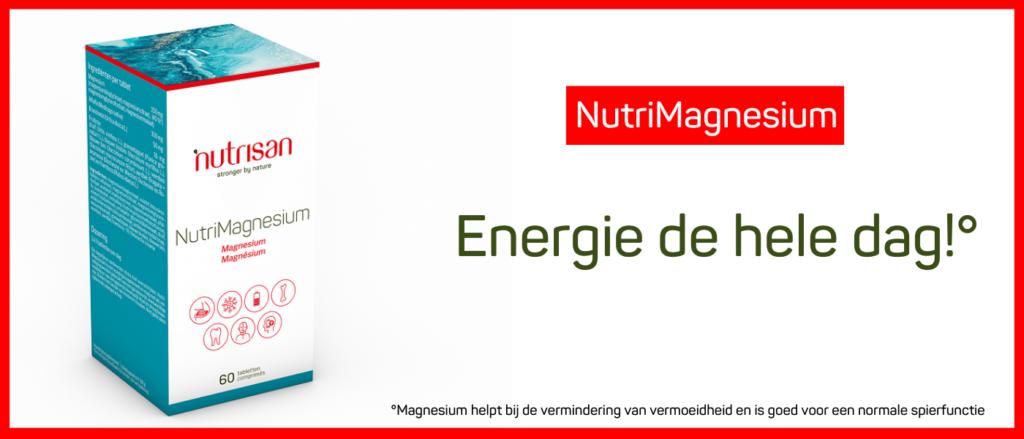 De kracht van magnesium, het onmisbare mineraal