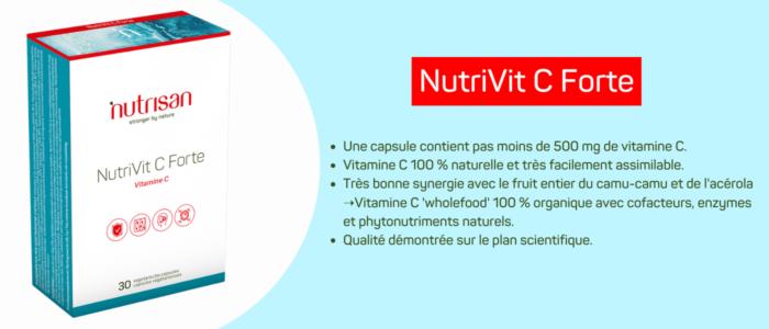 NutriVit C Forte