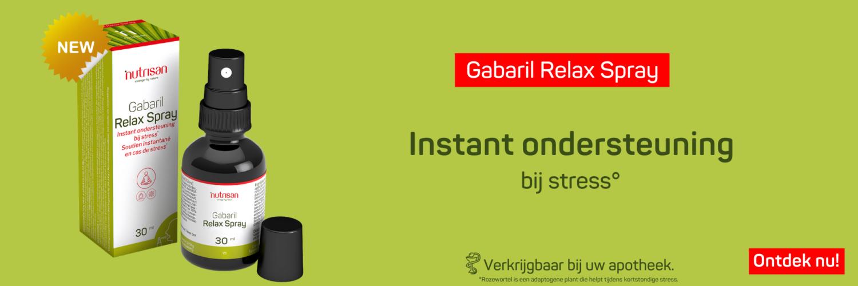gabaril relax spray